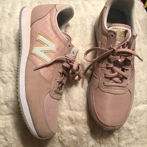 Pink New Balance Shoes